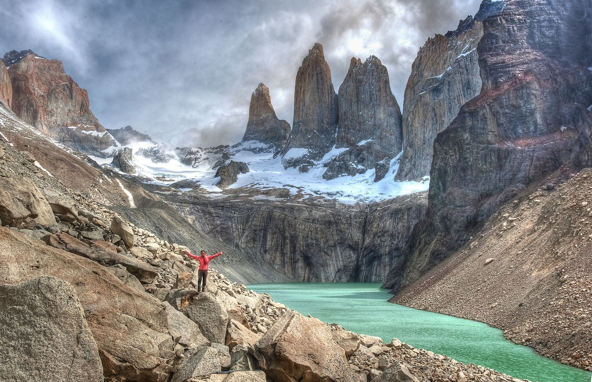 Towers Base Torres del Paine