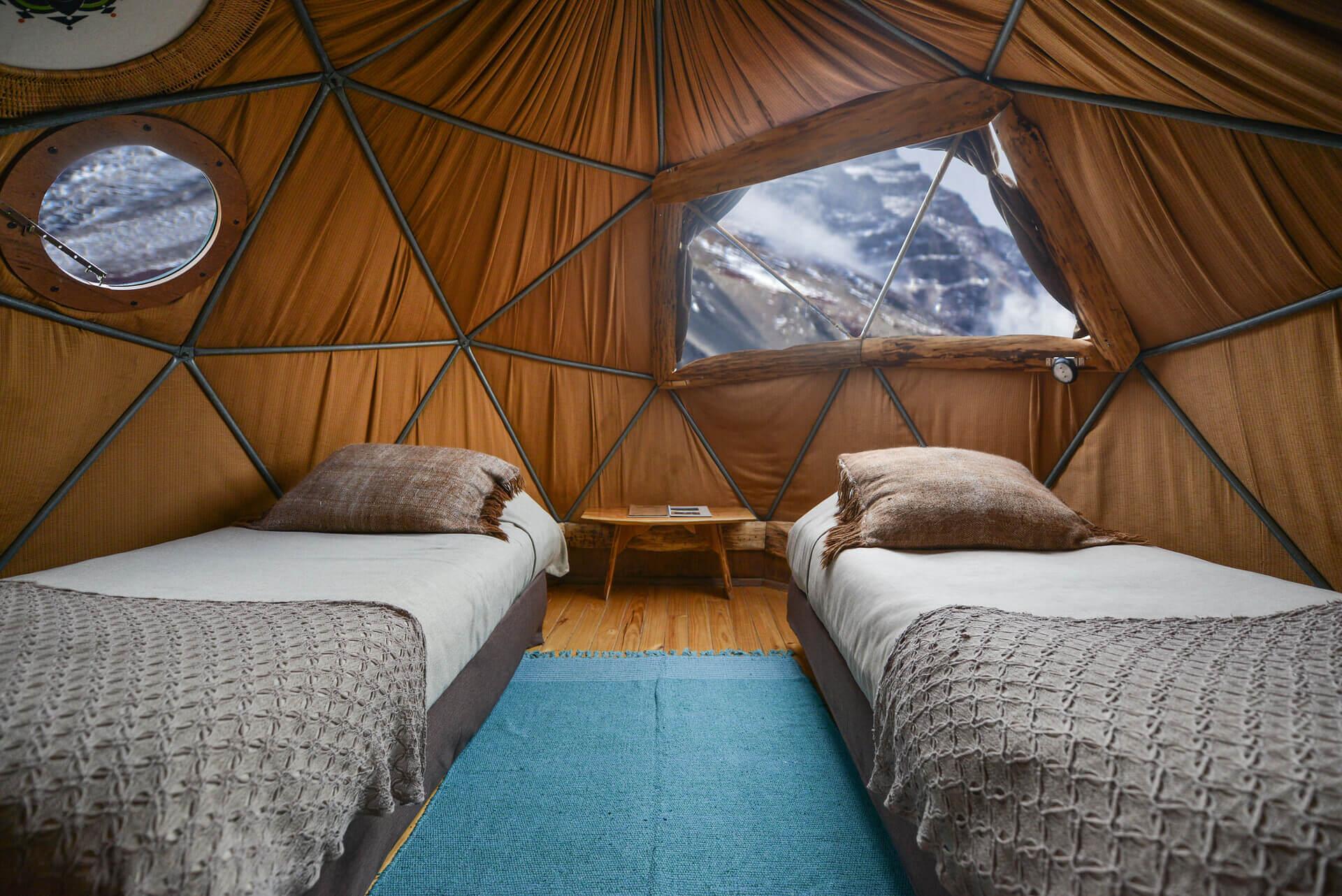 Standard Dome Twin