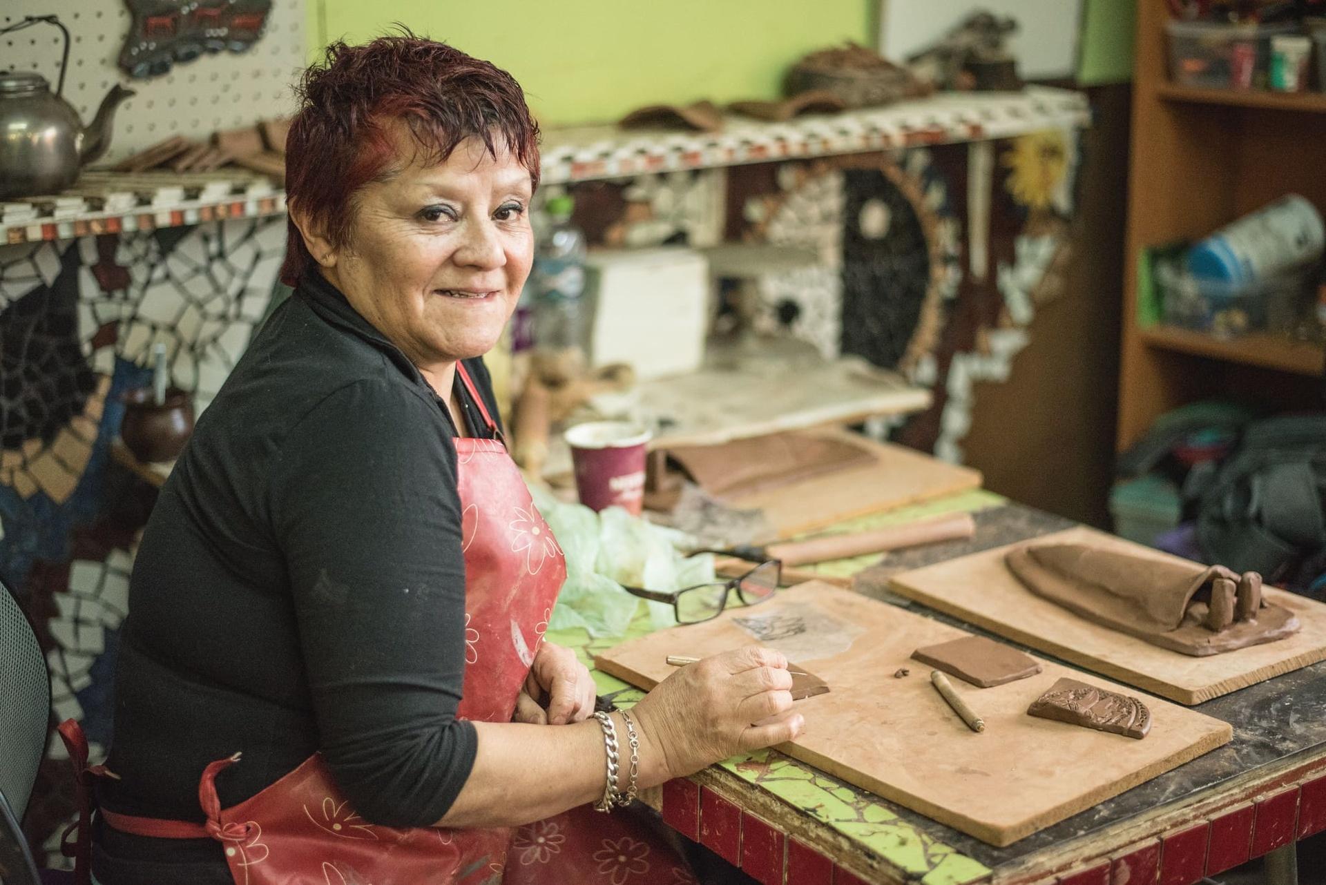 Puerto Natales artisans