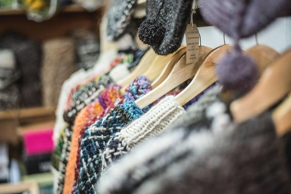 Tejidos artesanales Puerto Natales