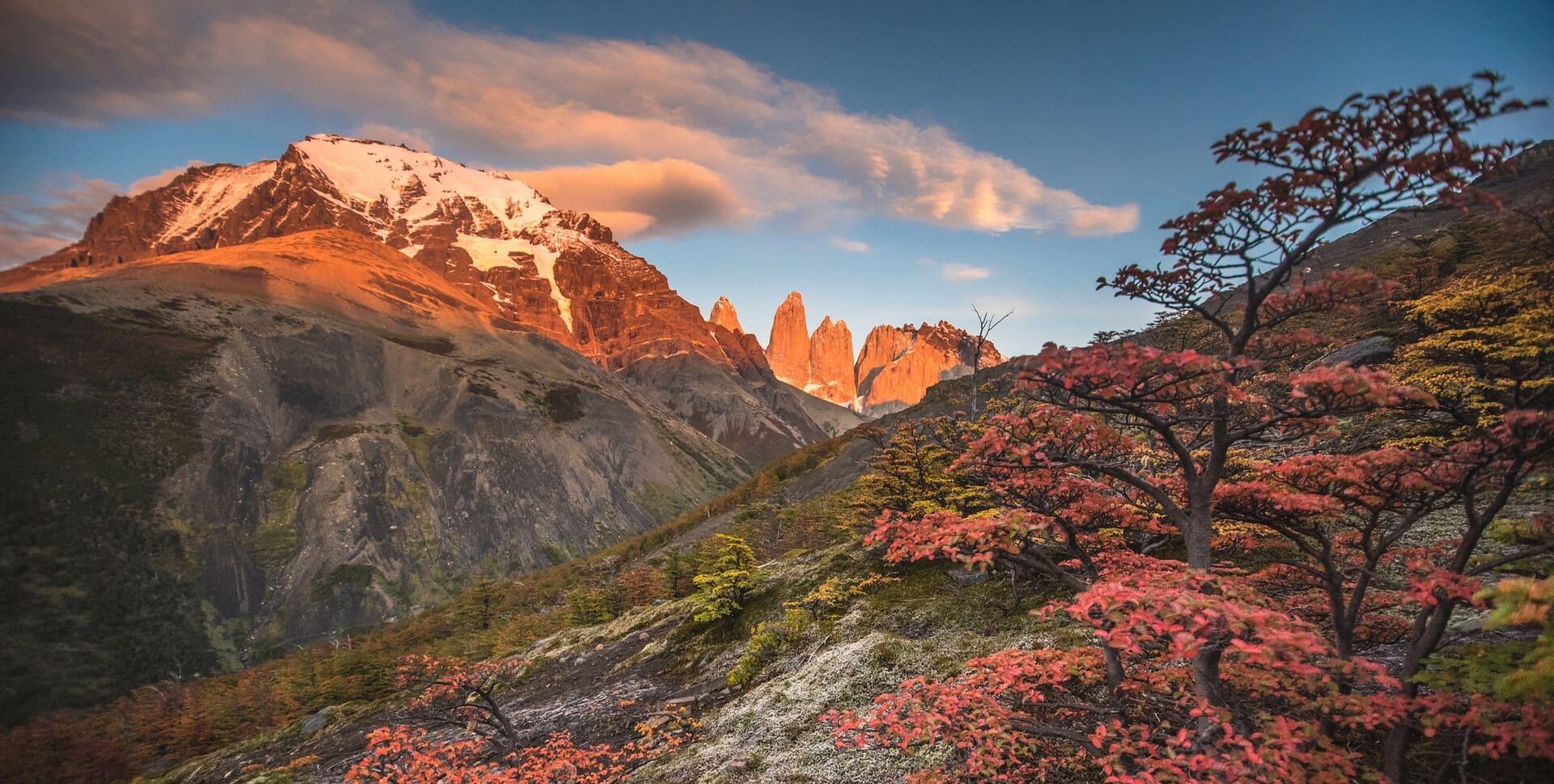 Cerro Paine Trek in Autumn