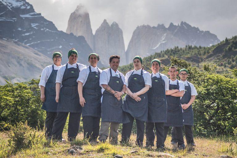 EcoCamp Patagonia Culinary Team