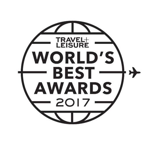 2nd Best Hotel in South America 2017