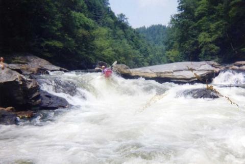 White Water Adventure