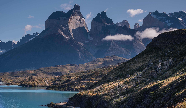 Photogenic places in Torres del Paine