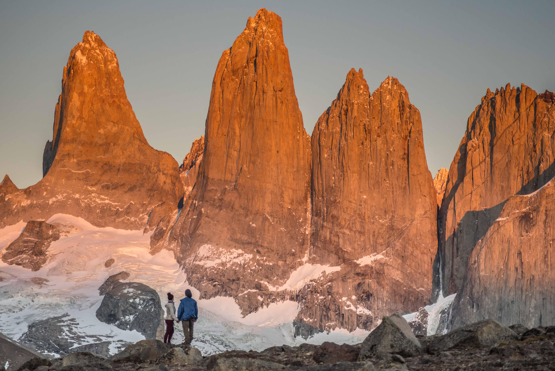 Cerro Paine, Torres del Paine, Patagonia, Chile