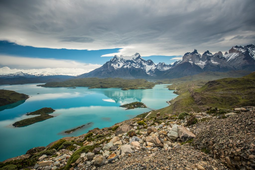 Geography in Torres del Paine