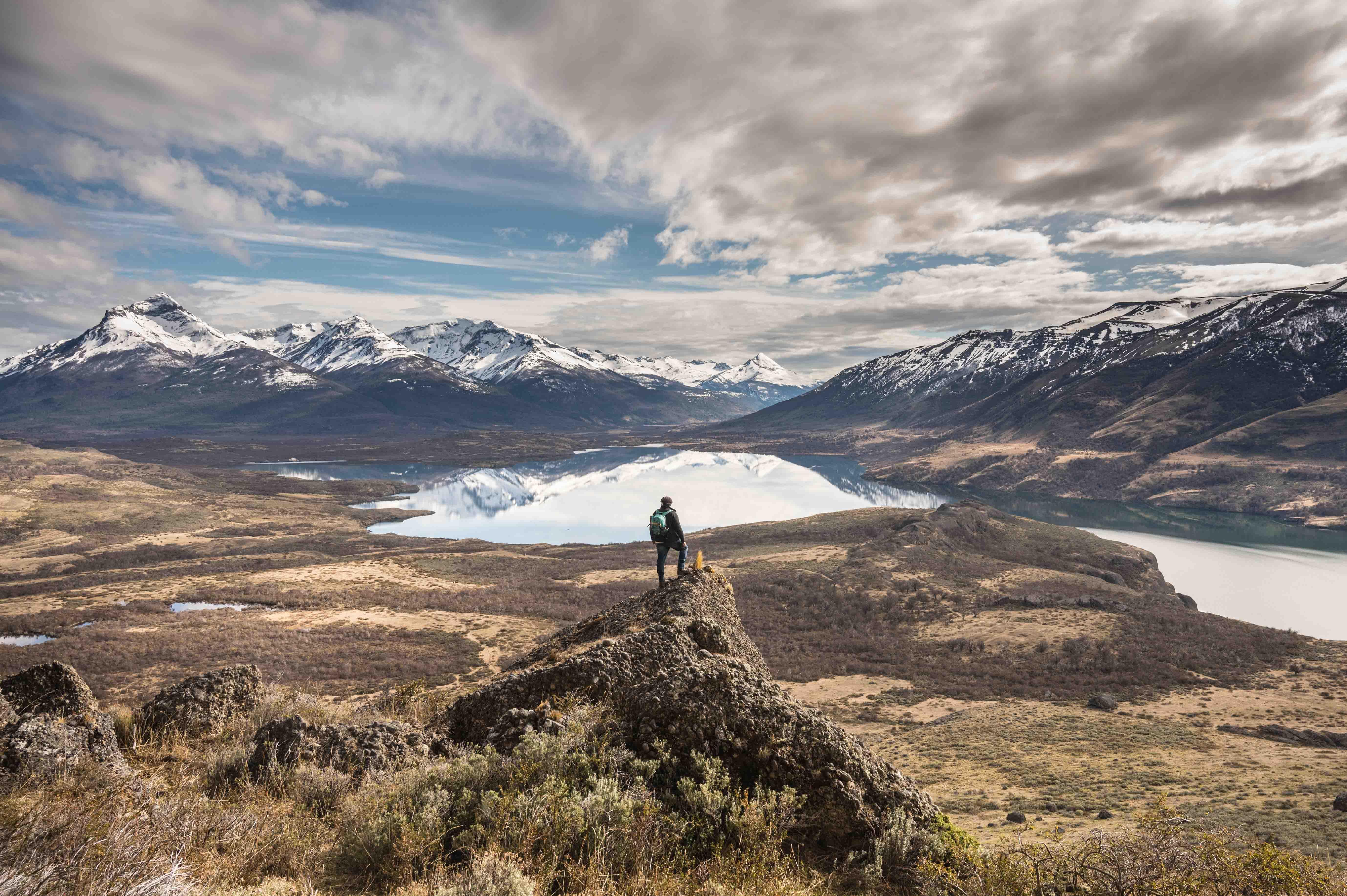 Short film in Patagonia