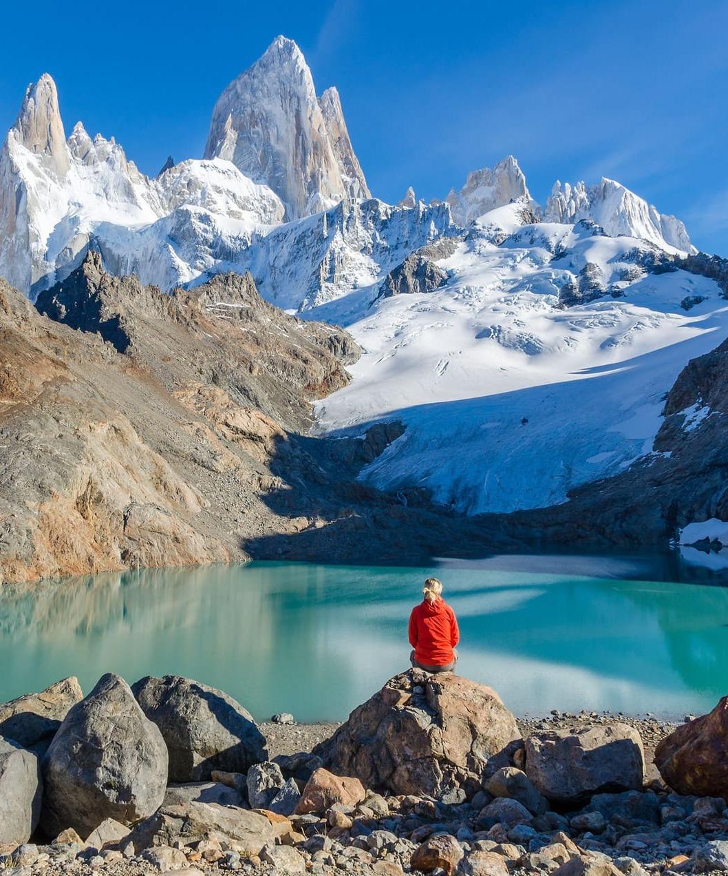 Fitz Roy Patagonia Argentina 2
