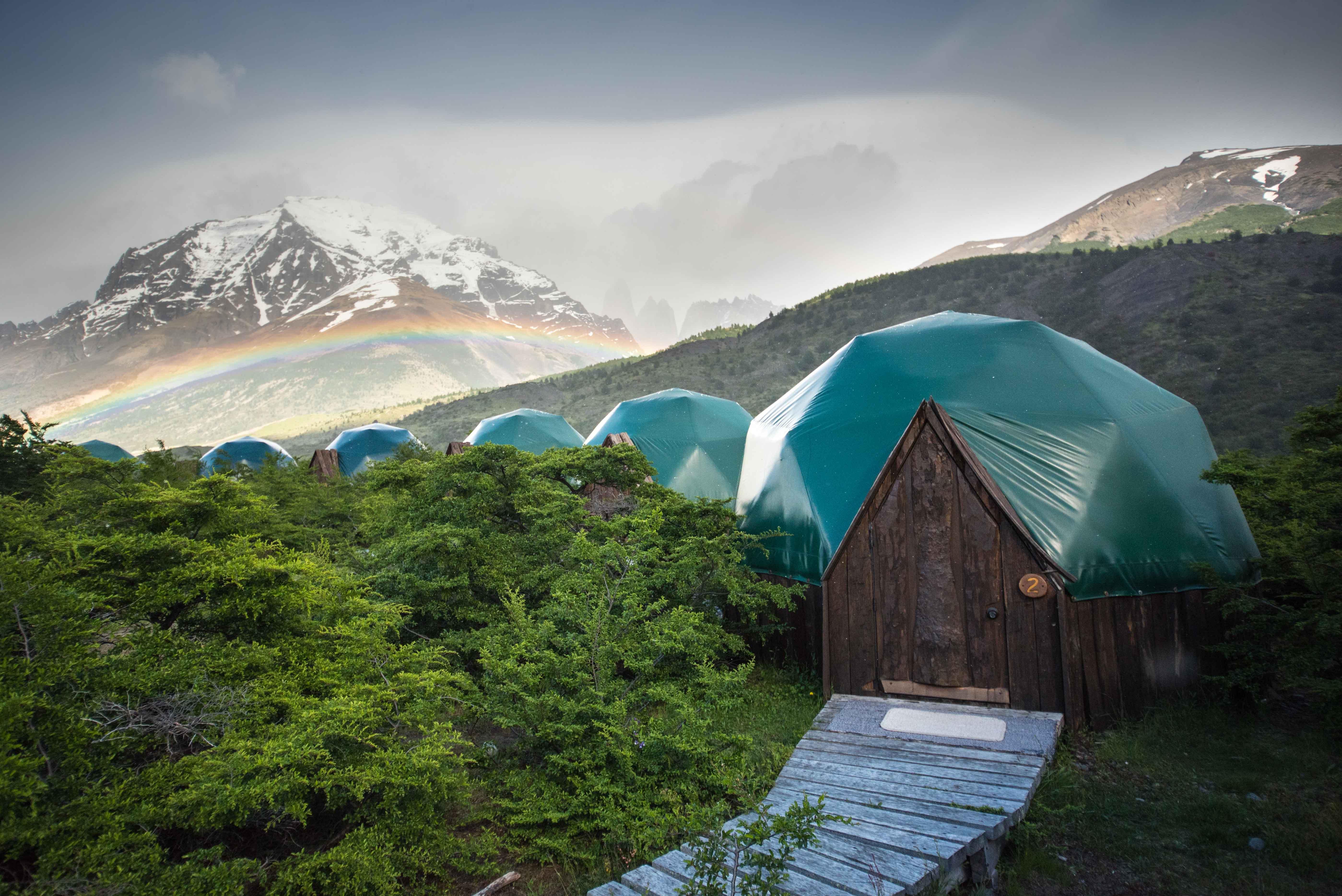 EcoCamp en los Top 25 Resorts de América del Sur!